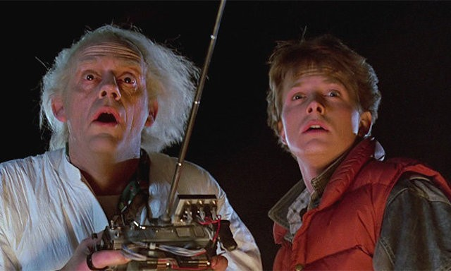 FILM: Back to the Future (PG)
