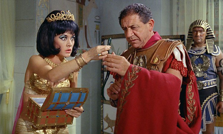 FILM: Carry On Cleo (PG)