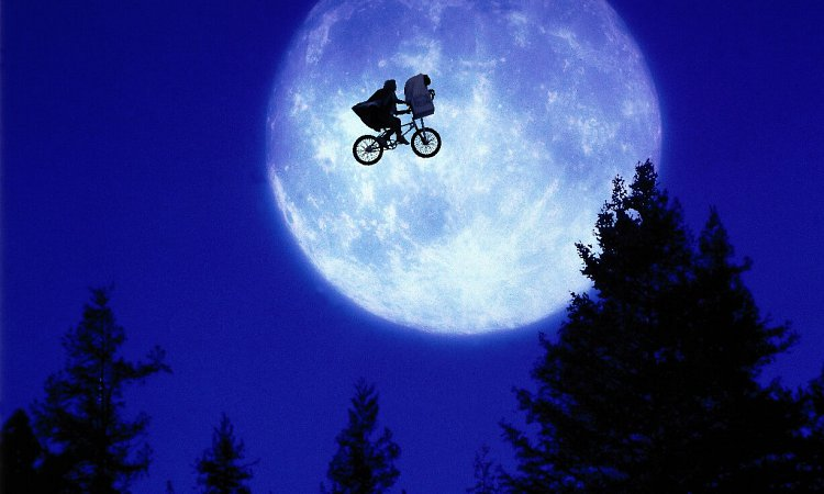 FILM: ET The Extra-Terrestrial (U)