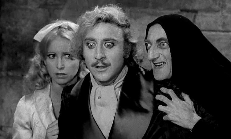 FILM: Young Frankenstein (PG)