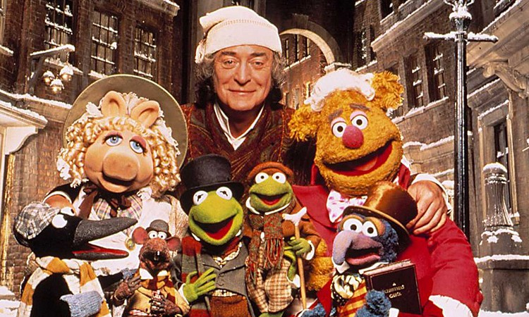The Muppet Christmas Carol (U)