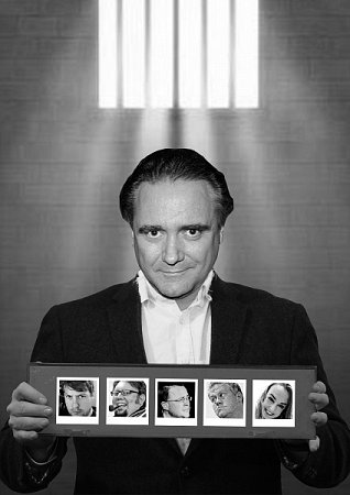 Tony Slattery's Crimes Against Improv
