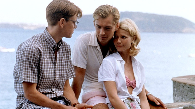 FILM: The Talented Mr Ripley (15)