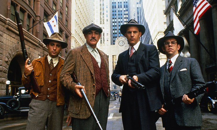 FILM: The Untouchables (15)